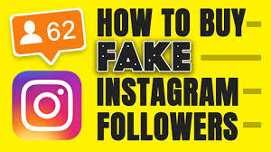 Buy Fake Instagram Followers